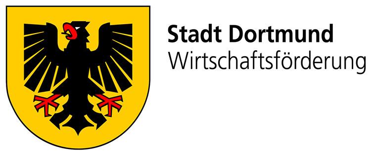Logo Wirtschaftsförderung Dortmund
